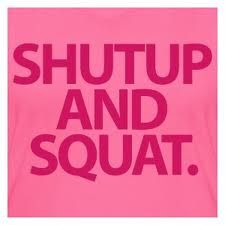 just for you. Shut Up And Squat, Gym Memes, Fitness Motivation Quotes, Crossfit Motivation, Crossfit Box, I Work Out, Work Hard, Stay Fit, Stay Sane