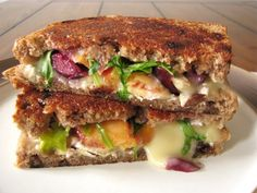 Grilled Cheese Please on Pinterest | Grilled Cheeses, Grilled Cheese ...