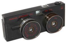 Soviet and Russian Cameras - Smena Stereo