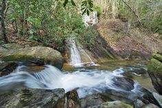 Oil Camp Falls, South Carolina
