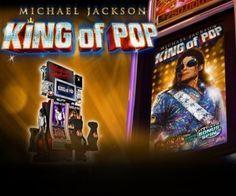 Bally to launch second Michael Jackson slots machine in Las Vegas