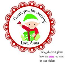 Set of 12 Personalized Stickers Tags Favors, Baby Christmas Favor Tags Blonde Hair, Personalized Christmas Labels - Christmas Favors - Christmas Party Favors - Christmas Gift Tags--By Beauty and Brains Girls Party Favor Labels Tags On Amazon-PLEASE LEAVE THE name YOU WANT ON YOUR STICKERS- -Please note that missing information will add to the turnaround time. BeautyAndBrainsGirls http://www.amazon.com/dp/B011ELRMKY/ref=cm_sw_r_pi_dp_XYBOvb0CBSDV1