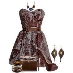 """""""African Print Dress"""""""