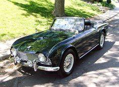 Triumph Cars are cool