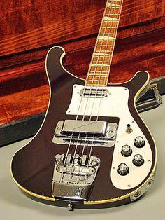 1972 Rickenbacker 4001 Burgandyglo
