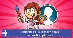 Jette un oeil à ta magnifique exposition photos !