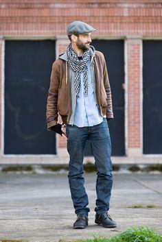 Urban Weeds: Street Style from Portland Oregon: Jeremy on SE Stark, Portland Oregon