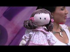 Mulher.com - 31/12/2015 - Boneca de pano - Silvia Torres PT2 - YouTube