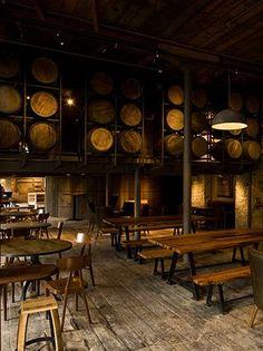 Bar Interior Design I Interior Designers Glasgow | Bunker, Glasgow: