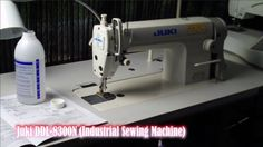 E14 - Setting Up Industrial Sewing Machine by Pandemica Apparel. This tutorial goes into detail on how to thread your industrial sewing machine along with the bobbin, bobbin case and how to draw up the bobbin thread.