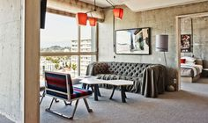 THE LINE HOTEL - Check out this perfectly designed hotel in Koreatown, Los Angeles!