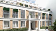 - Neubau - 17 Apartments & 2 Penthouse-Wohnungen - 4 Ateliers im Gartenhaus - 2- bis 3-Zimmer-Wohnungen - Wohnflächen: 67 bis 133 m²  #Eigentumswohnung #Berlin #Wohnen #condominium