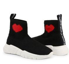 Moschino, Socks, Fashion, Stockings, Moda, Fashion Styles, Sock, Fashion Illustrations, Boot Socks