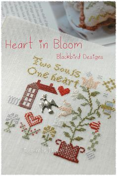 heart in bloom~blackbird designs