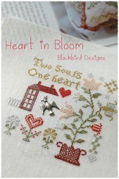 heart in bloom~blackbird designs