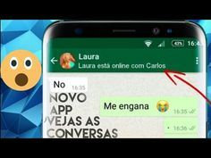 !!Novo truque!! Espie Com quem seu namorado(a) esta conversando no whatsapp 2018 - YouTube Wifi, Youtube, Smartphone, Humor, My Love, Pasta, Iphone, Computer Tips, Love Tips