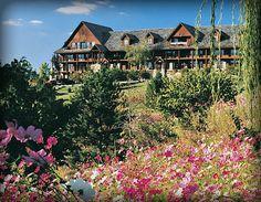 Big Cedar Lodge, near Branson