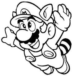 79 Best Nintendo Coloring Pages Images