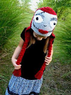 Crochet*D*Lane: Sally and Her Beloved Pumpkin King Giveaway