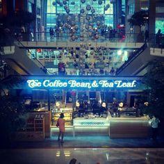 http://quinceminutos.wordpress.com/2012/10/26/enter-the-coffee-bean/    #TheCoffeeBean in #BKK #FTW  #Bangkok #KrungThep #CentralWorld #Thailand