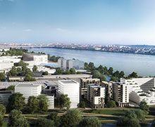 Avec Horizon à Euratlantique Nacarat s'intègre dans les grands projets d'aménagement Bordelais