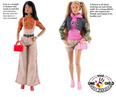 So Pinteresting Isn't It? Multicultural Fashion Dolls from @Matthieu by Yvonne Kai http://heydoyou.com/?p=41109