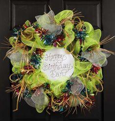 Leisure Arts - Deco Mesh Wreaths eBook, $9.99 (http://www.leisurearts.com/products/deco-mesh-wreaths-ebook.html)