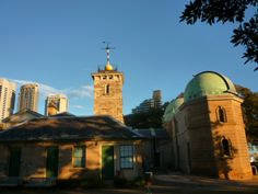 The #Sydney Observatory has a telescope & historic museum #Australia #travel Check out the Universe & the past