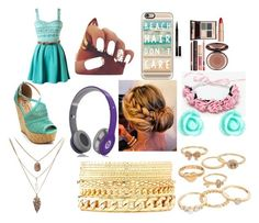 """""""going out"""" by soperret on Polyvore"""