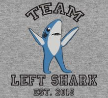 56b5fa02 Team Left Shark T-Shirt Left Shark, Shark S, Shark T Shirt,