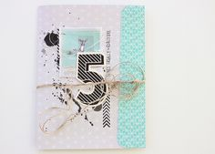 Janna Werner: DIY Memory Files - Scrapbooking, Mini Albums