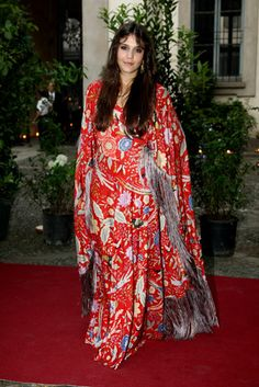 The Evolution of the Caftan: Margherita Missoni