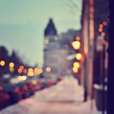 love the blur
