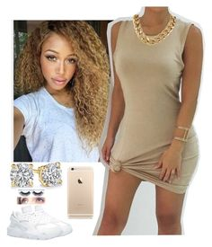 """""""✨"""" by newtrillvibes ❤ liked on Polyvore featuring NIKE, women's clothing, women, female, woman, misses and juniors"""