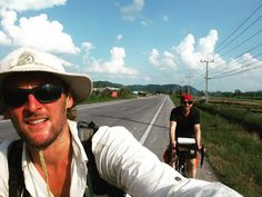 Tough day at the office #khlonglan #thailand #cycling #adventure #boysonbikes