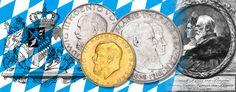 Numismatisches Kalenderblatt: 20. Februar 1918 – Goldhochzeit des bayrischen Königspaares