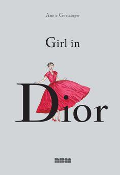 Girl in Dior by Anne Goetzinger. Images courtesy of NBM Publishing.-Wmag