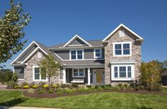 This gorgeous home was constructed by Weaver Custom Homes for the 2015 Central Ohio BIA's Parade of Homes at Northstar Community. Flooring Store, Vinyl Tiles, Parade Of Homes, Custom Homes, Ohio, Hardwood, Construction, Community, Mansions