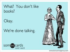 Sometimes, it takes all my strength not to say something like this...or be like this. LOL