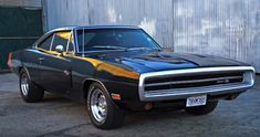 Dodge Charger 1968, Black Dodge Charger, Charger Rt, Dodge Muscle Cars, Cool Sports Cars, Best Classic Cars, Dodge Challenger, American Muscle Cars, Chevrolet Camaro