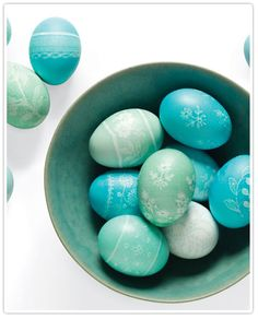 Clever Easter Egg Decorating Ideas