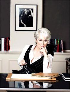The Devil Wears Prada 2006  Meryl Streep,  ©Everett Collection