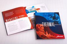 Modine 2012 Annual Report #design
