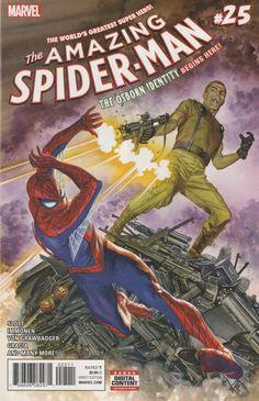 The Amazing Spider-Man # 25 Marvel Comics Vol 4