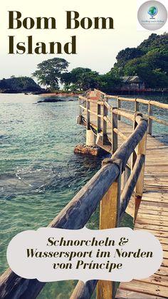 Schnorcheln und Wassersport auf Ilheu de Bom Bom auf Príncipe in São Tomé und Príncipe. Hotel, Insel, Inseltraum, Paradies, Stand-Up Paddling, Tauchen, SUP, Meer, Atlantik, Golf von Guinea Safari, Jet Ski, Das Hotel, Island, Golf, Outdoor Decor, Kenya, Small Island, Snorkeling