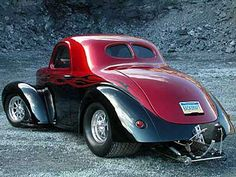 POSIES Rods and Customs – Super Slide Springs – Street Rod Parts – Hot Rod Parts – Truck Parts – Ford and Chevy Suspensions and Chassis Parts » 1941 Willys: Bill Kolovani