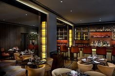 Jean-Georges The Mark Restaurant in the Mark hotel UES Organic Restaurant, Cafe Restaurant, Hotels And Resorts, Best Hotels, Jean Georges, Fine Dining, New York, Nyc, City