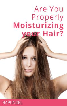 The Reasons Behind Dry Hair and How to Solve Them #haircare #hairgrowth #hair https://www.pinterest.com/simplyrapunzel/