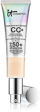 It Cosmetics Your Skin But Better CC Cream with SPF 50+ Fair Ulta.com - Cosmetics, Fragrance, Salon and Beauty Gifts