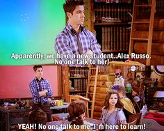CUUUUUUTE! Wizards Of Waverly Place